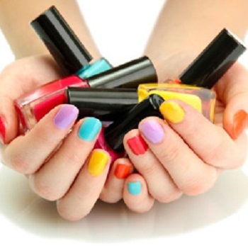 DIVA NAILS & SPA - kids menu (12 year of age or under)